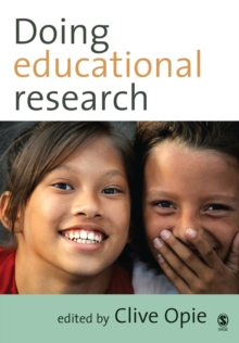 Doing Educational Research, Paperback Book