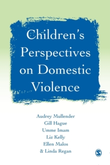 Children's Perspectives on Domestic Violence, Paperback / softback Book