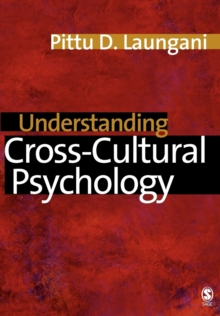 Understanding Cross-Cultural Psychology : Eastern and Western Perspectives, Paperback / softback Book