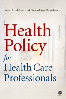 Health Policy for Health Care Professionals, Paperback Book
