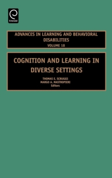 Cognition and Learning in Diverse Settings, Hardback Book