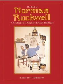 Best of Norman Rockwell, Hardback Book