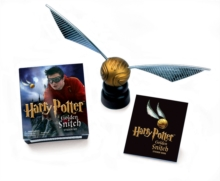 Harry Potter Golden Snitch Sticker Kit, Paperback / softback Book