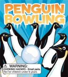 Penguin Bowling, Mixed media product Book