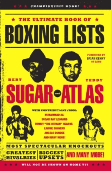The Ultimate Book of Boxing Lists, EPUB eBook