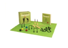 Desktop Croquet, Mixed media product Book