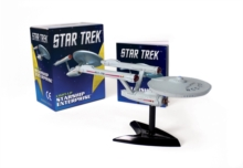 Star Trek: Light-Up Starship Enterprise, Mixed media product Book