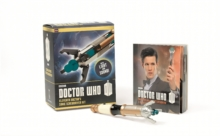 Doctor Who: Eleventh Doctor's Sonic Screwdriver Kit, Mixed media product Book