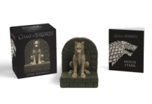 Game of Thrones: Stark Direwolf, Mixed media product Book