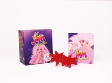Jem and the Holograms: Light-Up Synergy Earrings and Illustrated Book, Mixed media product Book