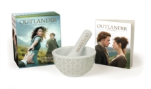 Outlander: Mini Mortar & Pestle Set, Mixed media product Book