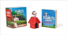 The Peanuts Movie: Snoopy the Flying Ace : Figurine and Sticker Book Kit, Mixed media product Book