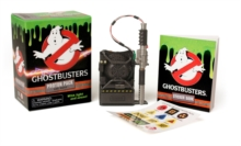 Ghostbusters: Proton Pack and Wand, Mixed media product Book