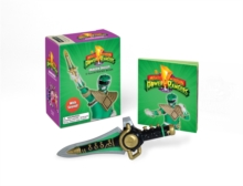 Mighty Morphin Power Rangers Dragon Dagger and Sticker Book : With Sound!, Paperback Book