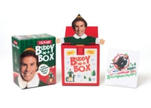 "Elf Talking Buddy-in-A-Box : ""Does Somebody Need a Hug?"", Mixed media product Book"