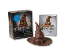 Harry Potter Talking Sorting Hat and Sticker Book : Which House Are You?, Mixed media product Book