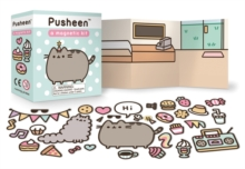 Pusheen: A Magnetic Kit, Mixed media product Book
