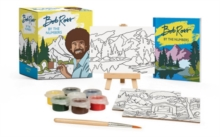 Bob Ross by the Numbers, Mixed media product Book