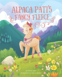 Alpaca Pati's Fancy Fleece, Hardback Book