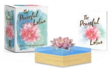 The Peaceful Lotus : With Calming Light and Sound, Mixed media product Book