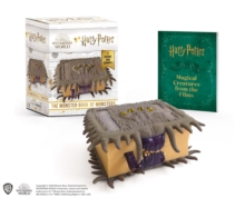 Harry Potter: The Monster Book of Monsters : It Roams and Chomps!, Mixed media product Book