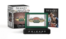 Friends: Central Perk Light-Up Sign, Mixed media product Book