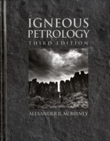 Igneous Petrology, Hardback Book