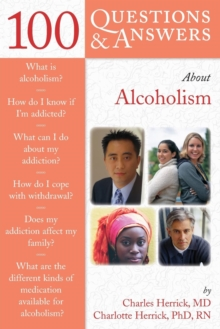 100 Questions  &  Answers About Alcoholism, Paperback / softback Book