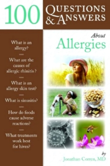 100 Questions  &  Answers About Allergies, Paperback / softback Book