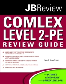 COMLEX Level 2-PE Review Guide, Paperback / softback Book