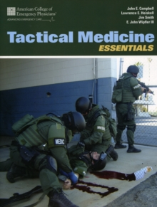Tactical Medicine Essentials, Paperback Book