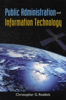 Public Administration And Information Technology, Paperback Book