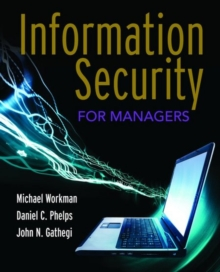 Information Security For Managers, Paperback Book