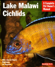 Lake Malawi Cichlids, Paperback / softback Book