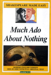Much Ado About Nothing, Paperback Book