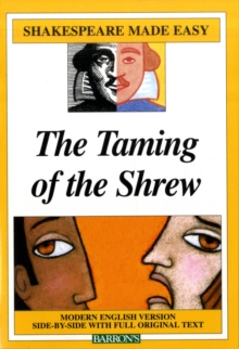 Taming of the Shrew, Paperback Book