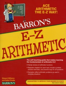 E-Z Arithmetic, Paperback / softback Book