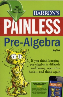 Painless Pre-Algebra, Paperback / softback Book