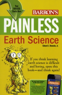 Painless Earth Science, Paperback Book