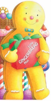 Little Gingerbread Man, Board book Book