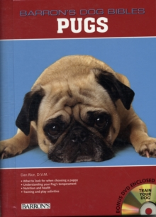 Pugs, Mixed media product Book