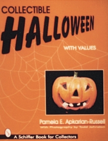 Collectible Halloween, Paperback / softback Book
