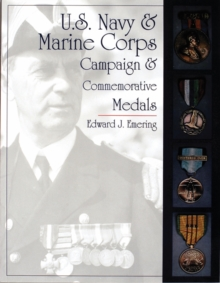 U.S. Navy and Marine Corps Campaign & Commemorative Medals, Paperback / softback Book