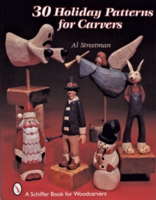 30 Holiday Patterns for Carvers, Paperback / softback Book
