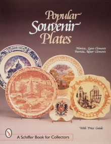 Popular Souvenir Plates, Paperback / softback Book