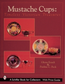 Mustache Cups : Timeless Victorian Treasures, Hardback Book