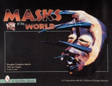 Masks of the World, Hardback Book