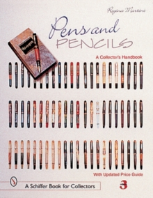 Pens & Pencils, Paperback / softback Book