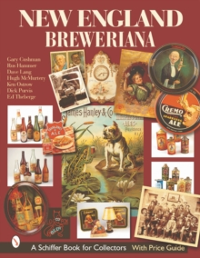 New England Breweriana, Paperback / softback Book