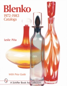 Blenko 1972-1983 Catalogs, Paperback / softback Book